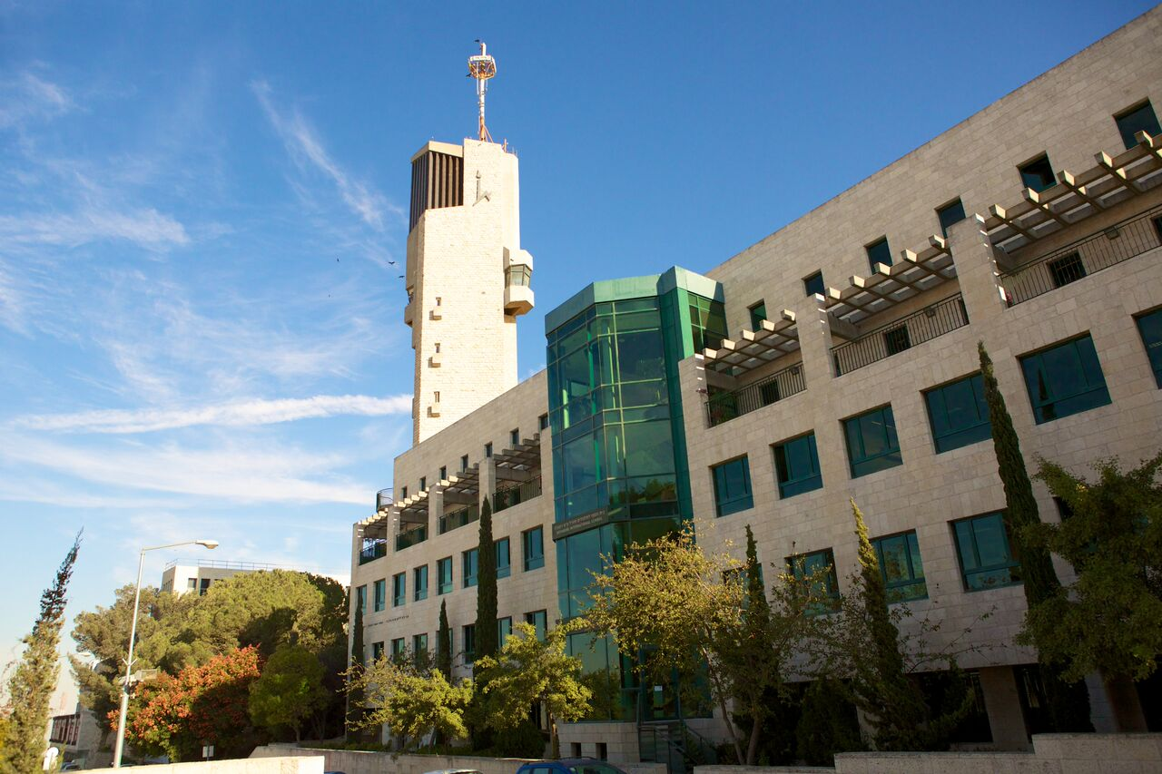 THE HEBREW UNIVERSITY