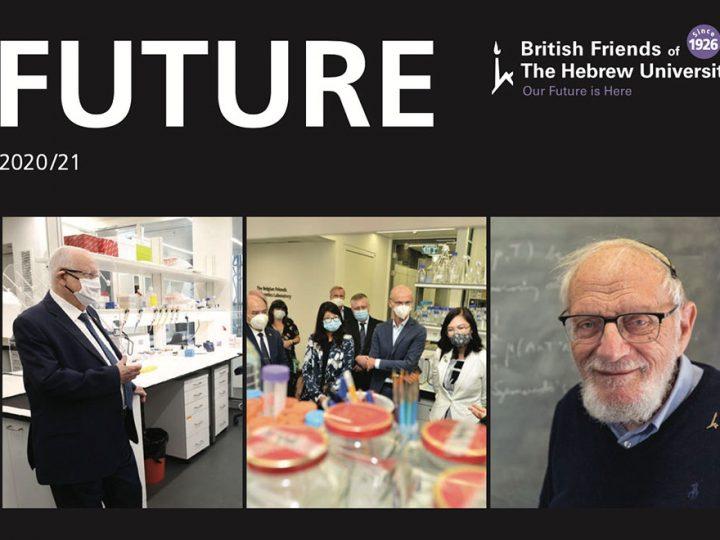 Read the British Friends latest magazine, 'Future'